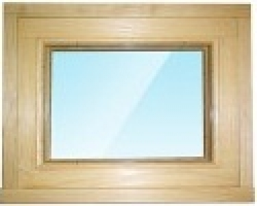 Окно банное