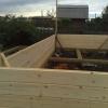 строительсто каркасной бани
