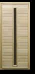 Дверь банная со стеклом 1800х700мм ТИП 3