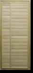 Дверь банная глухая 1800х700мм ТИП 5